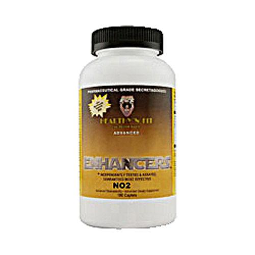 0624833 Nutritionals Enhancers GH NO2 Capsules, 180 Count