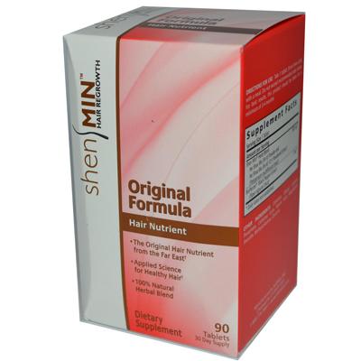 0642421 Hair Nutrient Original Formula - 90 Tablets