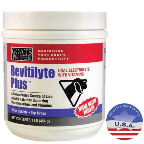 070VP-85-600 1 lbs Revitilyte Plus Coat Prefer