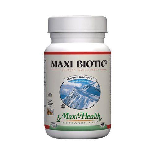 0728097 Maxi Biotic 450 Capsules, 90 Count