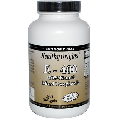 0774299 E-400 - 400 IU - 360 Softgels