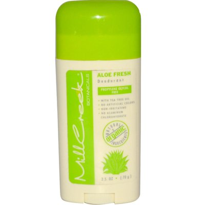 0804229 Deodorant Stick Aloe Fresh - 2.5 oz
