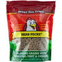 089-17502 28 oz Herb Pecks Chicken Treat