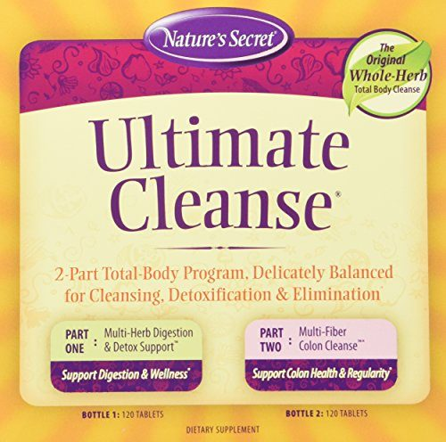 0944785 Ultimate Cleanse Kit Tablets, 120 Count