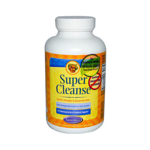 0944835 Super Cleanse Tablets, 200 Count
