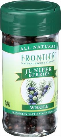 1.28 Ounce Juniper Berries - Whole