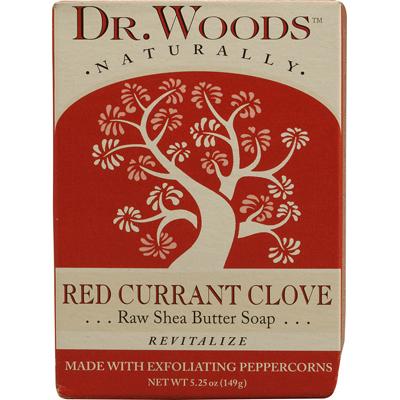 1053206 Naturally Bar Soap Red Currant Clove - 5.25 oz