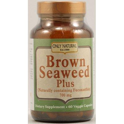 1096973 Brown Seaweed Plus - 700 mg - 60 Vegetarian Capsules