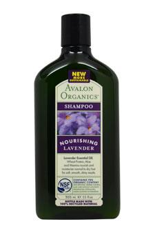 11 oz Organics Nourishing Shampoo - Lavender