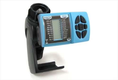 11000EZ Beautifully designed, user-friendly hose-end controllers.