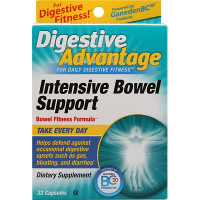 1101443 Ganaden Digestive Advantage Intensive Bowel Support - 32 Capsules