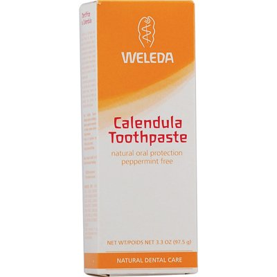 1136001 Calendula Toothpaste - 3.3 fl oz