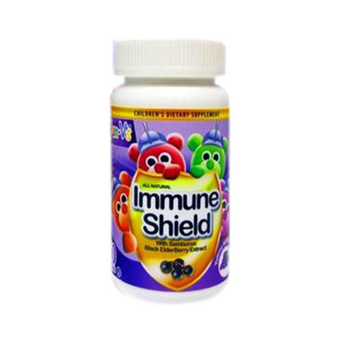 1137876 Immune Shield with Sambucus Chewables, 60 Count