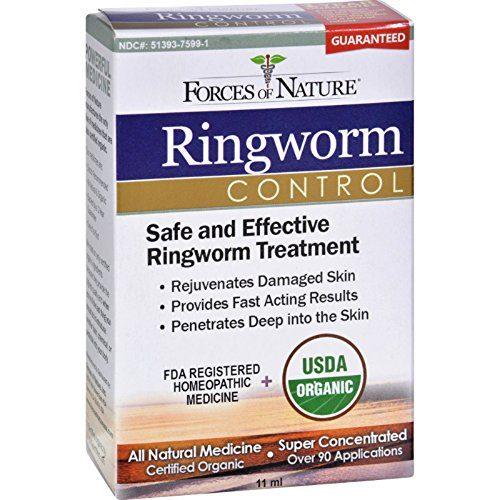 1138213 Organic Ringworm Control, 11 ml