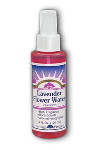 1157262 Flower Water Lavender - 4 fl oz