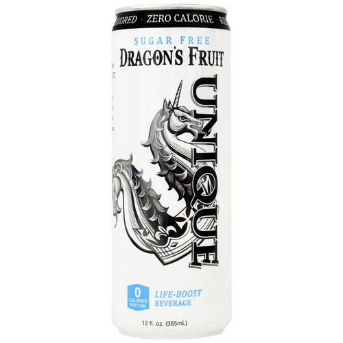 1180002 12 oz Unique RTD Dragons Fruit - 12 Per Box