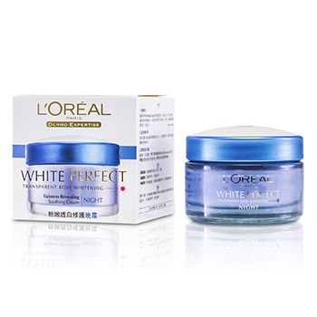 118095 Dermo-Expertise White Perfect Soothing Cream Night