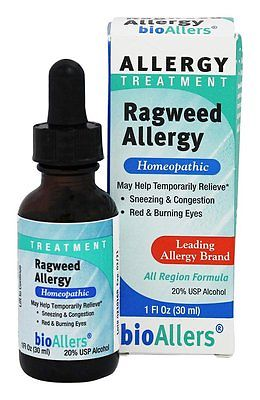 126840 1 oz Ragweed Allergy Liquid