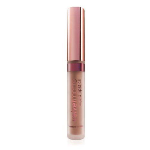 14633-Amaretti Cosmetics Waterproof Liquid to Matte Lipstick, VelvetMatte The Moisturizing Collection - Amaretti