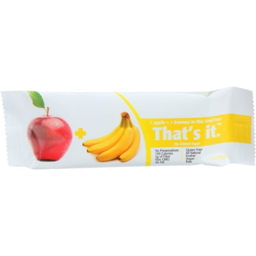 1517598 1.2 oz Apple & Banana Fruit Bar, Case of 12