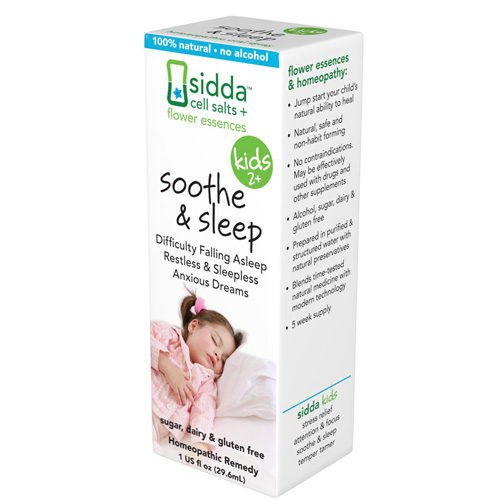 1557008 1 oz Soothe & Sleep Kids Age Two Plus Homeopathic Remedy