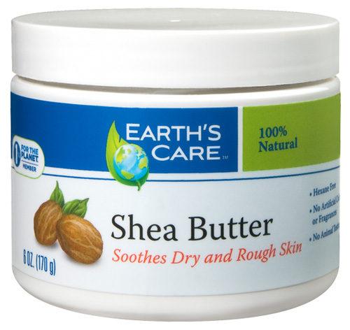 1566223 6 oz 100 Percent Pure Natural Shea Butter Scalp & Hair Moisturizer