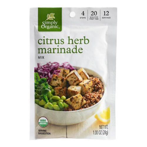 15767 1 oz Citrus Herb Marinade Mix