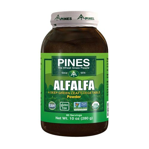 1580265 10 oz Alfalfa Organic Powder