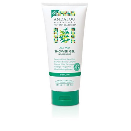 1599661 8.5 fl. oz Shower Gel - Aloe Mint Cooling