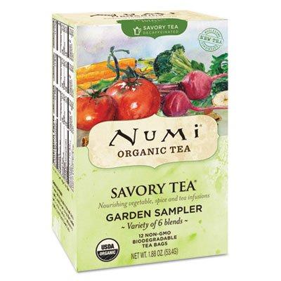 16110 Savory Tea, Garden Sampler - 1.85 oz. Teabag