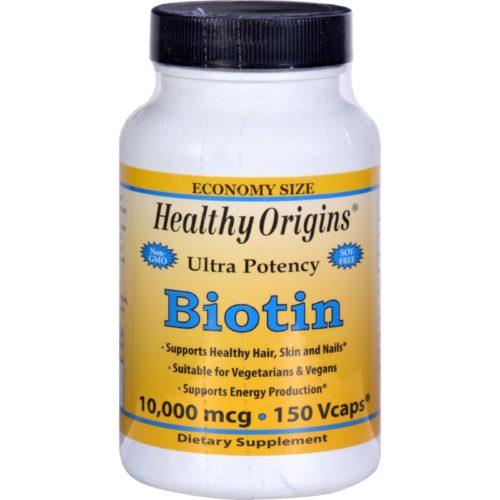 1611326 10,000 Mcg Biotin - 150 Vcaps