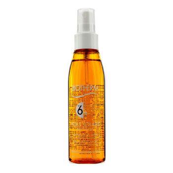 169300 4.22 oz Huile Solaire Soyeuse SPF 6 UVA-UVB Protection Sun Oil