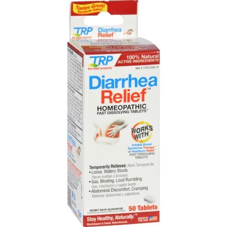 1703453 Diarrhea Relief, 50 Tablets