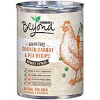 178098 13 oz Beyond Grain Free Dog Food - Chicken, Carrot & Pea Recipe - Case of 12