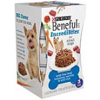 178364 3 oz Beneful Chopped Blends Wet Dog Food with Beef Tomatoes Carrots & Wild Rice, Case of 8