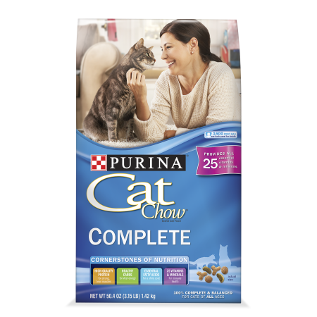 178575 3.15 oz Complete Cat Food - Pack of 4