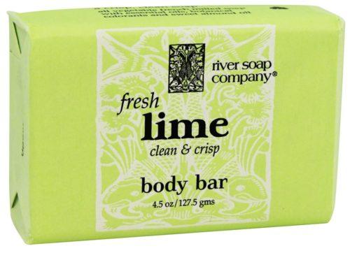 1788546 4.5 oz Bar Soap Fresh Lime
