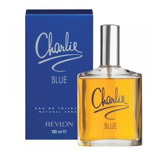 180653 Charlie Blue Eau De Toilette Spray