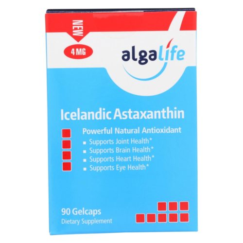 1820133 4 mg Icelandic Astaxanthin - 90 Count