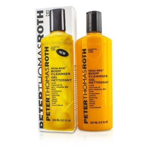 182896 Mega-Rich Body Cleanser, 250 ml-8.5 oz