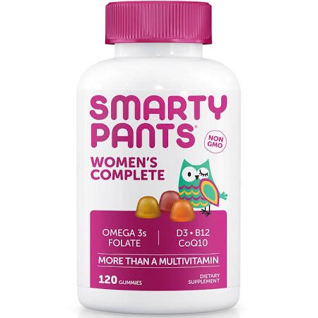 1861624 Womens Complete Multivitamins - 120 Count