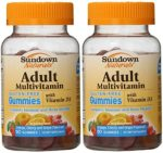 1892592 Sundown Naturals Adult Multivitamin Gummies - 50 Count
