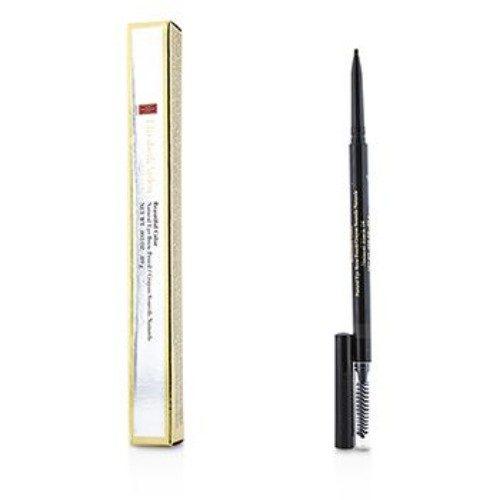 190809 No. 4 Natural Black Beautiful Color Natural Eye Brow Pencil, 0.09 g-0.003 oz