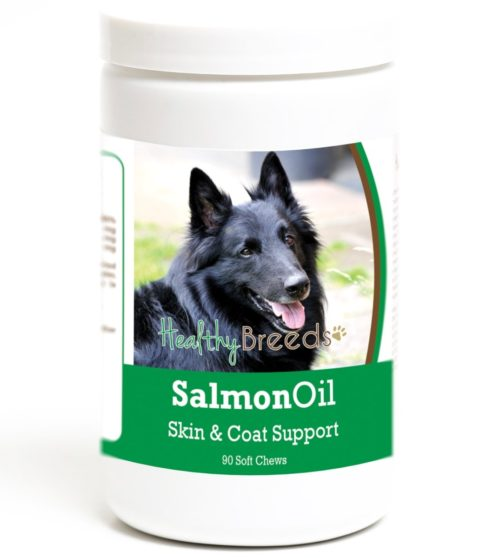 192959016253 Belgian Sheepdog Salmon Oil Soft Chews - 90 Count