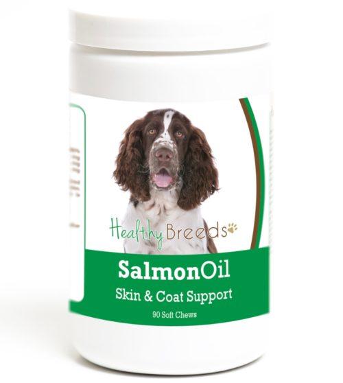 192959016789 English Springer Spaniel Salmon Oil Soft Chews - 90 Count