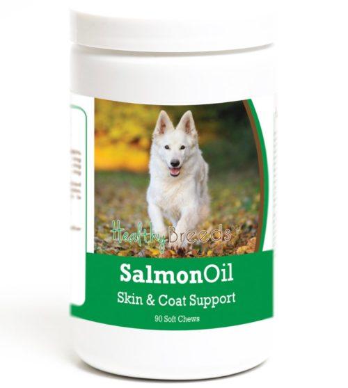 192959016932 German Shepherd Salmon Oil Soft Chews - 90 Count