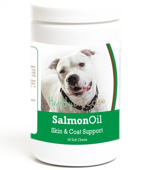 192959017465 Pit Bull Salmon Oil Soft Chews - 90 Count