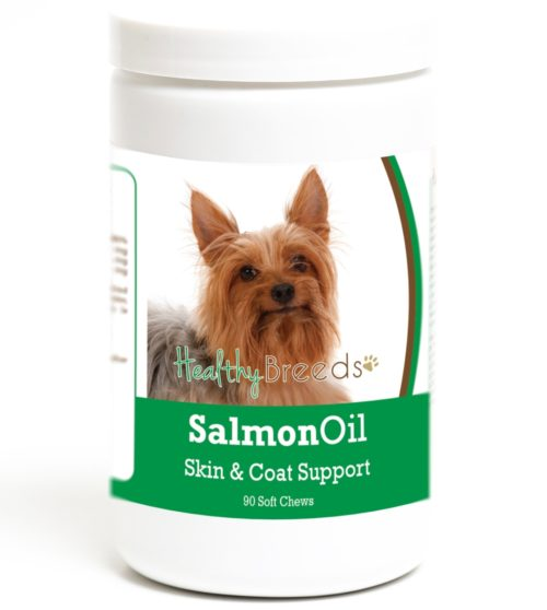 192959017830 Silky Terrier Salmon Oil Soft Chews - 90 Count