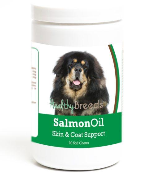 192959017991 Tibetan Mastiff Salmon Oil Soft Chews - 90 Count