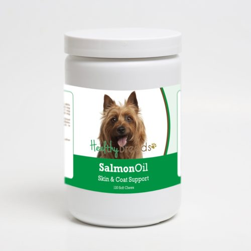 192959018288 Australian Terrier Salmon Oil Soft Chews - 120 Count